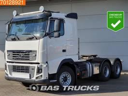 cab over engine Volvo FH16 600 6X4 VEB+ Retarder Hydraulik Euro 5 2012