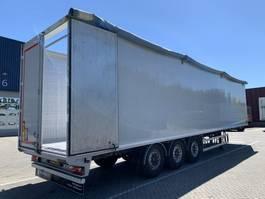 walking floor semi trailer Knapen Trailers K100 - 92m3 2016