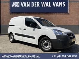 closed lcv Peugeot Partner 120 1.6 BlueHDi 75 L1H1 Parkeersensoren, zijdeur 2017