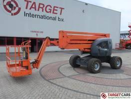 articulated boom lift wheeled JLG 450AJ Articulated 4x4 Diesel Boom Work Lift 1551cm 2008