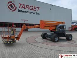 articulated boom lift wheeled JLG 510AJ Diesel 4x4 Boom Articulated Work Lift 1781cm 2009