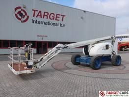articulated boom lift wheeled JLG 600AJ Articulated 4x4 Diesel Boom Work Lift 2047cm 2008