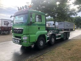 chassis cab truck MAN 35-440 2009