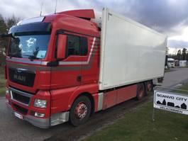 refrigerated truck MAN TGX 26-480 6x2-4 LL 2014