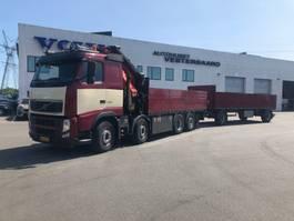 drop side truck Volvo FH460 2012