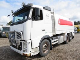 tank truck Volvo FH540 6x2*4 17.000 l. ADR Euro 5 2012