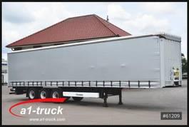 mega-volume semi trailer Krone SD Tautliner, LBW 2500kg, TÜV 04/2021 2013