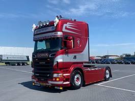 cab over engine Scania R500 Topline 2xTanks / Leasing 2013