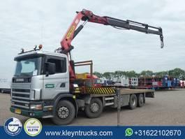 platform truck Scania R114.380 8x2*6 palf. pk26000 2000