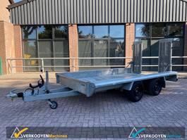 Plattformauflieger Hapert Indigo LF-2 Machinetransporter 3500kg 2018