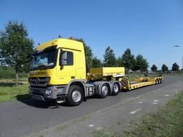 Tieflader Auflieger Goldhofer STZ VL 3-35/80A 2014