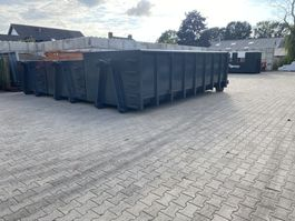 Büro-Wohncontainer All in Containerbak 20m3 haakarm slede incl Kabelsysteem