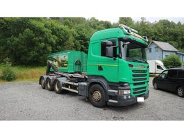 container truck Scania R560 2014