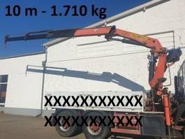 paving machine Palfinger PK 20.000 BHX Kran Palfinger PK 20.000 BHX, 10 m - 1.710 kg 1993