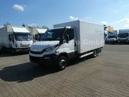 closed box lcv < 7.5 t Iveco Daily 70C17A8/P Koffer/LBW, EURO5