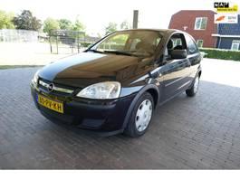 hatchback car Opel Corsa 1.2-16V Rhythm 2004