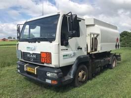 tank truck MAN L2000 2003