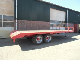 Plattform Anhanger Oprijwagen 14 ton