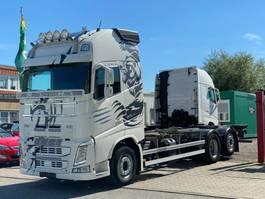 Fahrgestell LKW Volvo FH 500 GLOBETROTTER  XL - EURO 6 2016