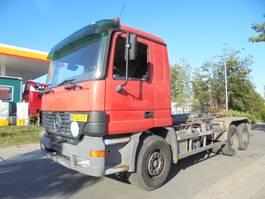 container truck Mercedes Benz ACTROS 2631 2002