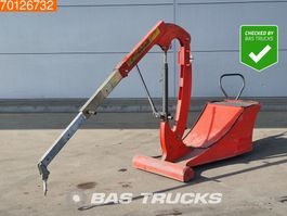 Other truck part Hydrobull ITI 350 N 2 axles Mobile crane 2008