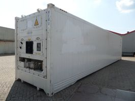 Kühlcontainer Vernooy 40FT REEFER HC