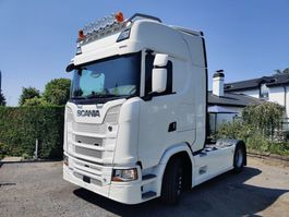 cab over engine Scania S520 V8 Topline NewGeneration + Hydraulic 2019