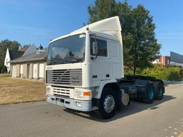 heavy duty tractorhead Volvo F10 Intercooler 6x4 1991