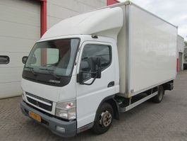 closed box lcv < 7.5 t Mitsubishi FB83B 2006