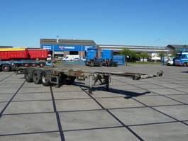 Container-Fahrgestell Auflieger Kromhout 3 APCC 18 27 - 40 FT HC - 2x20FT - 45 FT 1996