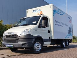 closed box lcv < 7.5 t Iveco DAILY 35 S 15 be-combi 2500 kg 2013