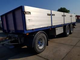 drop side full trailer Floor FLA-10-181 1980