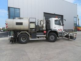 asphalt heater Mercedes-Benz Axor 1833 Bitumen spray truck 2007