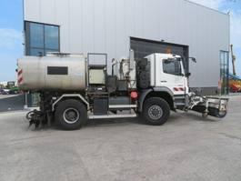 Asphaltkocher Mercedes-Benz Axor 1833 Bitumen spray truck 2007