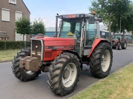 farm tractor Massey Ferguson 4x4 3120 1995