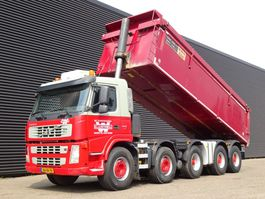 tipper truck > 7.5 t Volvo FM 440 10X4 EURO 5 TIPPER / SPRING SUSPENSION / 25 m3 2009