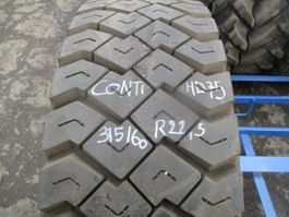 tyres truck part Continental Occ band 315/60r22.5 continental hd75