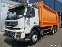 garbage truck Volvo FMX 370 6x4 EURO 3 NEW AND UNUSED! 2021