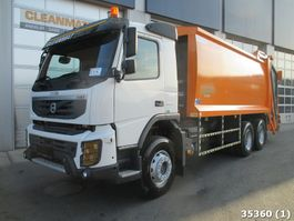 garbage truck Volvo FMX 370 6x4 EURO 3 NEW AND UNUSED! 2020