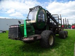 transportador John Deere 1010E 2013