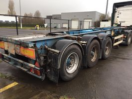 container chassis semi trailer Van Hool **3AXXLE - CONTAINER CHASSIS - BPW** 2000