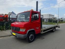 Pritsche offen LKW Mercedes-Benz 814 VARIO OPRIJWAGEN / APK / TUV !! 2000