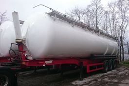 feed semi trailer Benalu POWDERLINER* Ook te huur. 2008