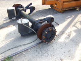Plattformauflieger SAF 9 ton s as