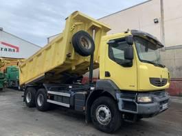 tipper truck > 7.5 t Renault Kerax 410 2010