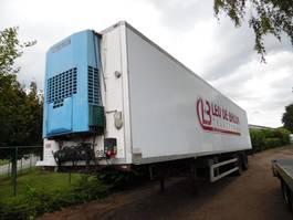 refrigerated semi trailer Tracon 2-asser frigo 2000