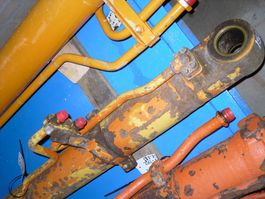 hydraulic system equipment part Fiat Hitachi FH120