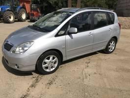 mpv car Toyota COROLLA VERSO D4D **AC-CLIME** Verso 2004