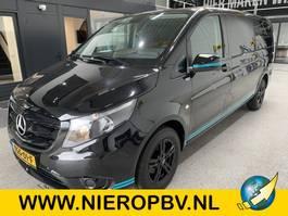 closed lcv Mercedes-Benz Vito 116 CDI dubcab airco navi automaat 2018