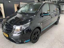 closed lcv Mercedes Benz Vito 116 CDI dubcab airco navi automaat 2018